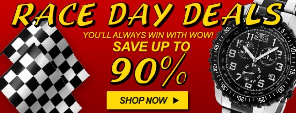 world of watches daytona 500 sale