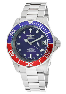 Invicta Pro Diver Mens Automatic Watch at World of Watches