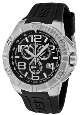 Swiss Legend Super Shield Mens Chronograph Watch at World of Watches