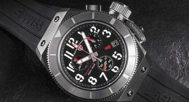 Swiss Legend Trimix Diver Collection