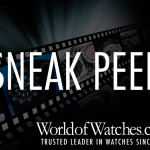 World of Watches TV Preview